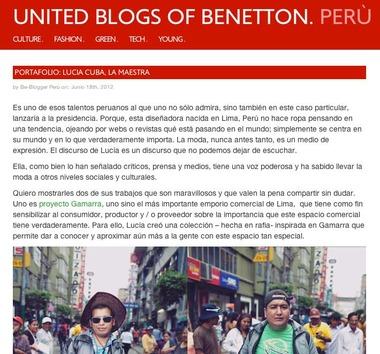 Lucia Cuba Press